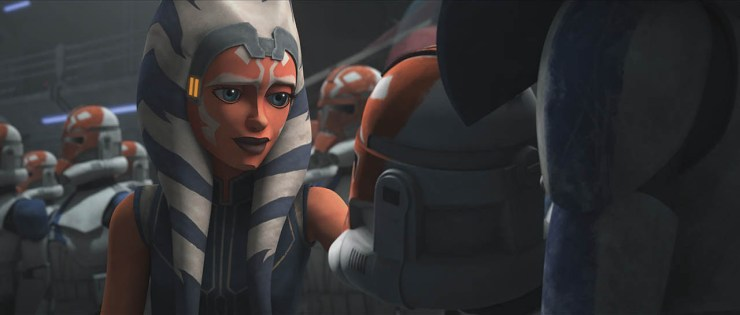 Star Wars: The Clone Wars Season 7 Episode 9 'Old Friends Not Forgotten' Recap/Review