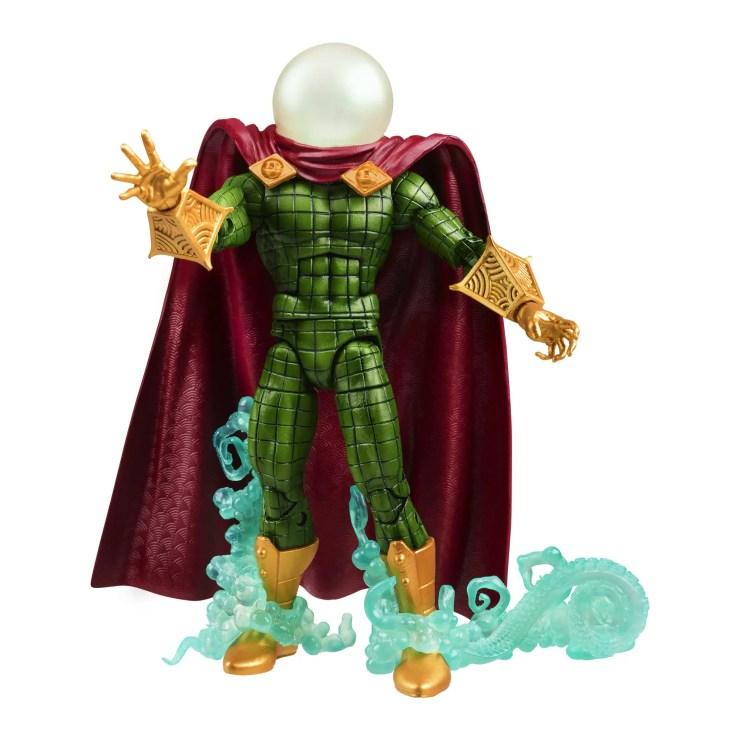 Hasbro reveals Marvel Legends Retro/Classic Mysterio