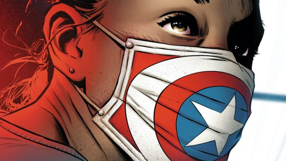Marvel Comics debuts Joe Quesada and Richard Isanove's art in honor of healthcare heroes
