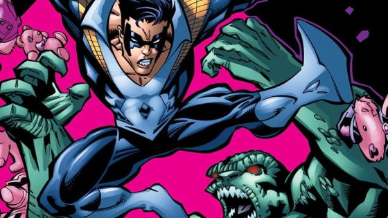 As the live action Titans show brings Nightwing to the screen, let's relive his Year One.