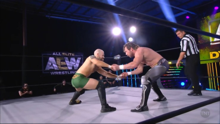 AEW's lack of squash matches and how it affects the product