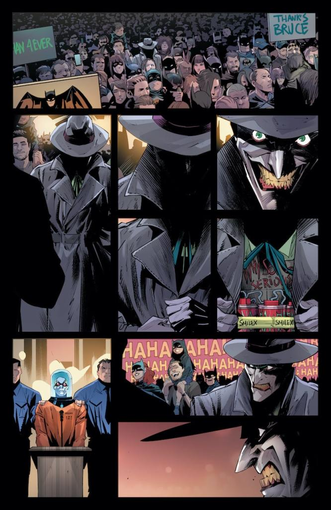 DC First Look: The Joker 80thAnniversary 100-Page Super Spectacular #1 featuring Punchline, batcave, and more