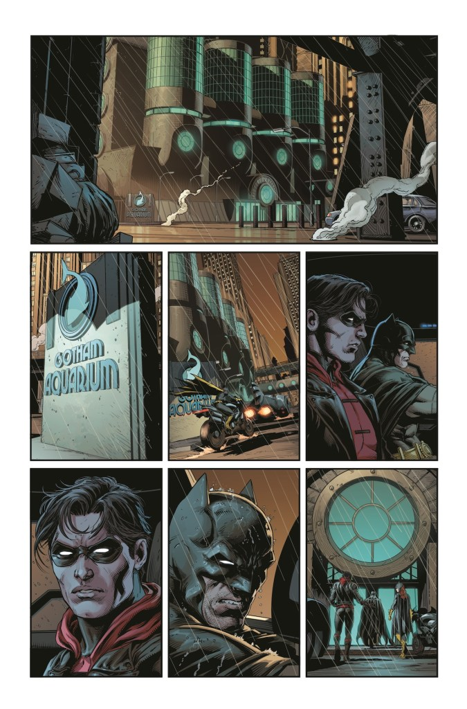 DC First Look: Batman: Three Jokers art by Jason Fabok and Brad Anderson - out August 25