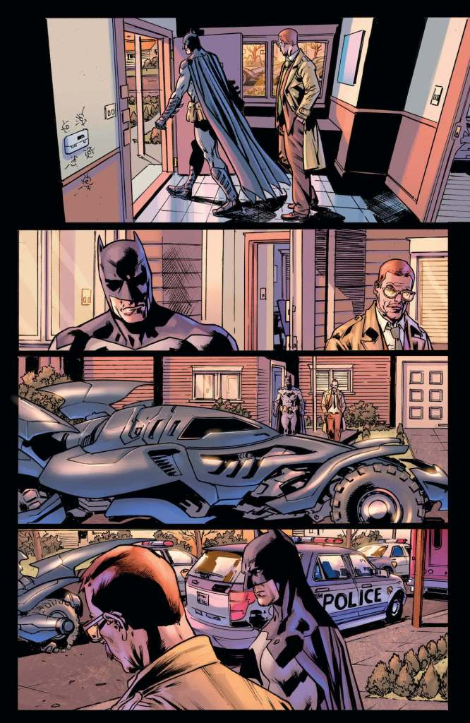 Th Batman's Grave #7