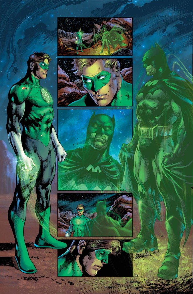 DC First Look: Green Lantern 80th Anniversary 100-Page Super Spectacular #1