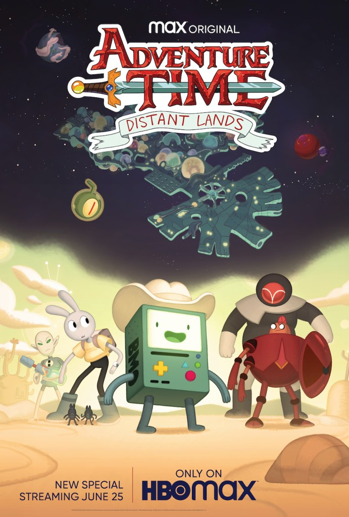 HBO Max Adventure Time