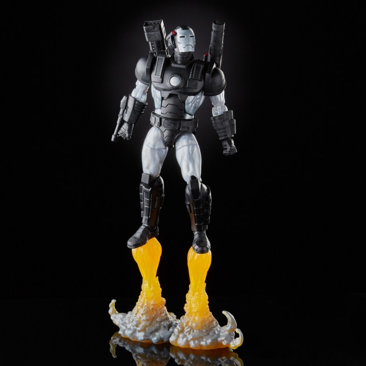 Marvel Legends Deluxe War Machine 4