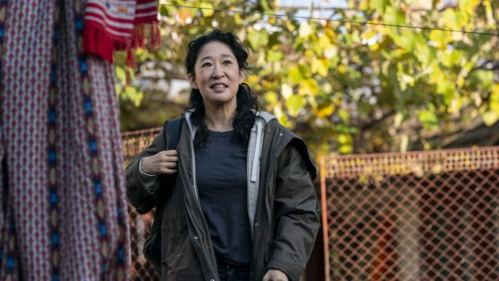 Sandra Oh as Eve Polastri - Killing Eve _ Season 3, Episode 4 - Photo Credit: Des Willie/BBCAmerica/Sid Gentle
