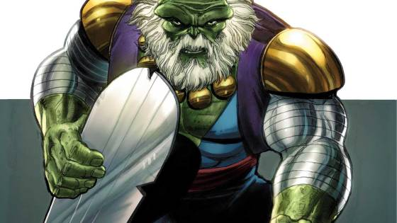 Maestro is getting a full origin story this August from Marvel Comics.