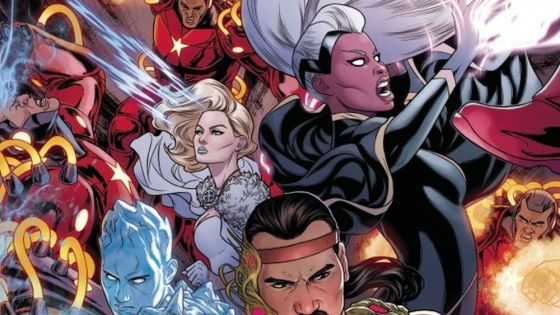 The X-Men must face the grief of death, and when Emma Frost is angry, you better hope you are not on the receiving end.
