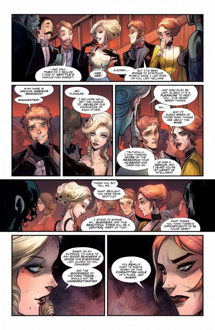 Mirka Andolfo's Mercy #2 panel