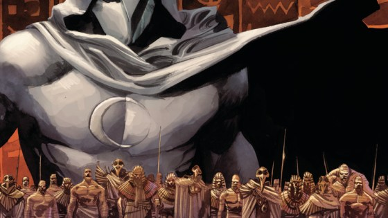 Was Moon Knight the greatest Avenger all along?