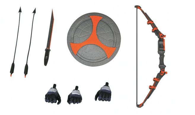 Taskmaster accessories