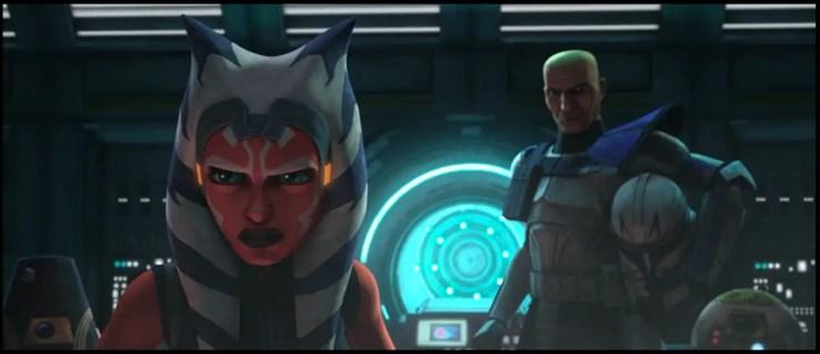 Clone Wars: Ahsoka and Rex
