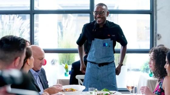 Top Chef Week 8