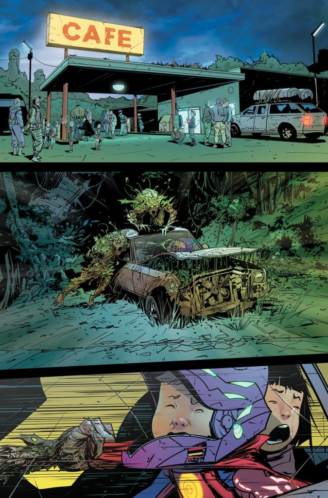 AfterShock Preview: We Live #1 - A unique tale of violence and beauty