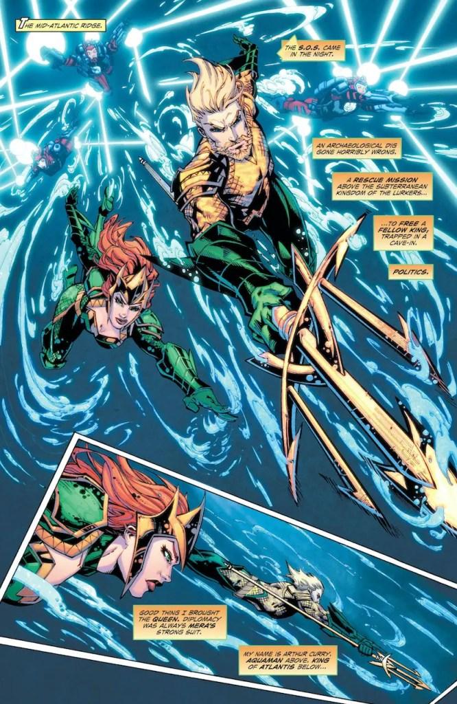 DC Preview: Aquaman: Deep Dives #5