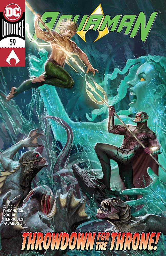 Chris shares his favorite covers from this week's new comics.