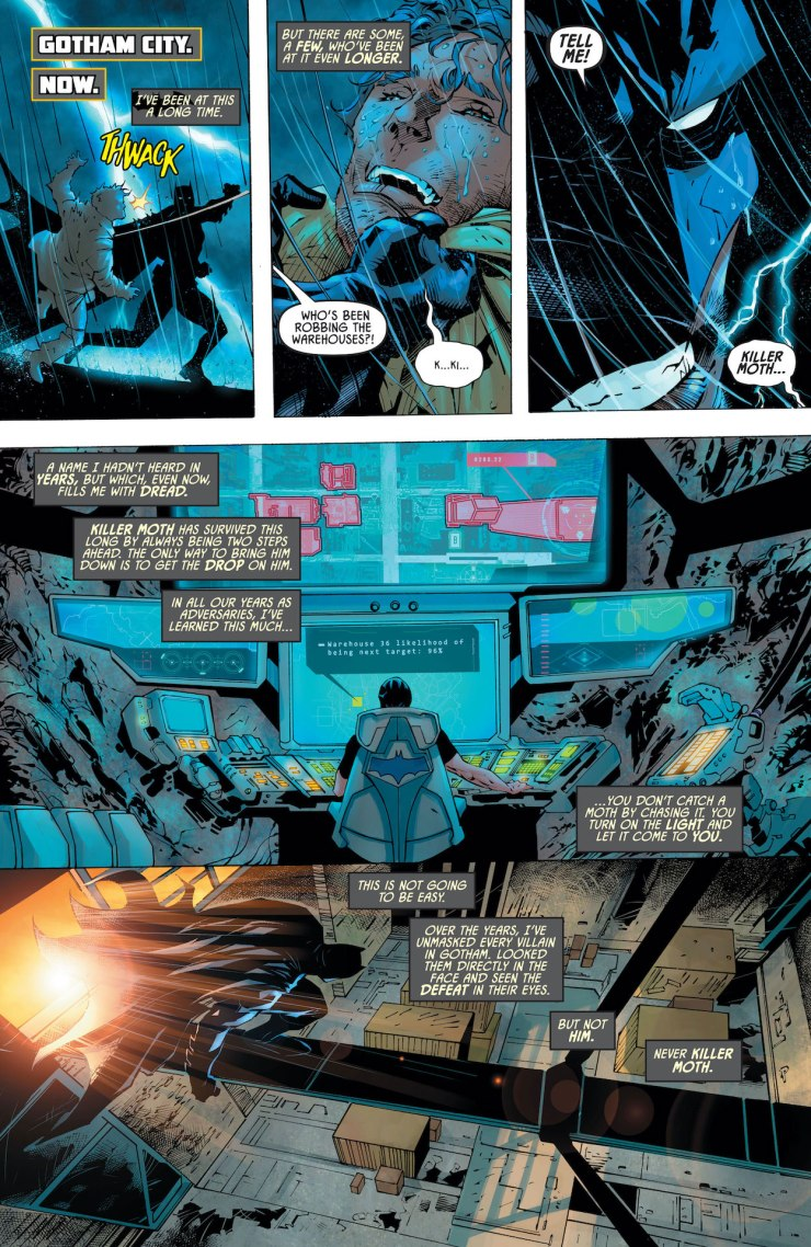 DC Preview: Batman: Gotham Nights #7