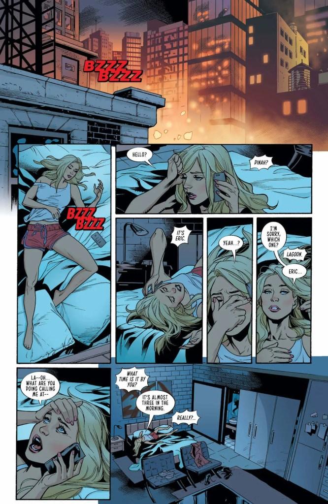 DC Preview: Birds of Prey #1