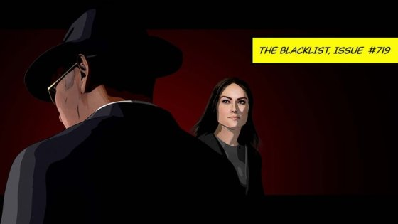The Blacklist Season Finale