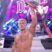 Cody Rhodes on AEW signing Rey Mysterio and Tessa Blanchard