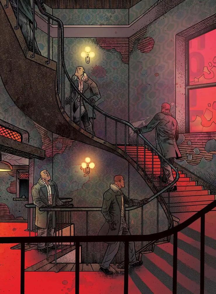 Cosmic Detective is a new Kickstarter