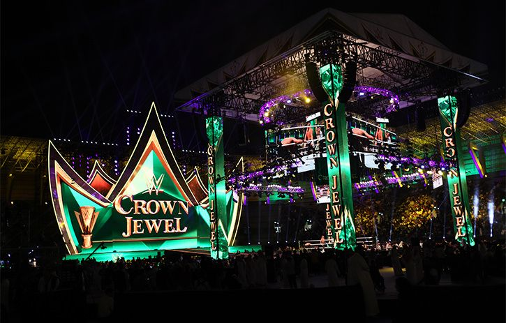 WWE Crown Jewel