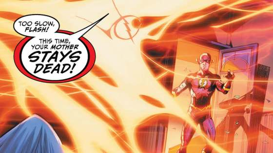 DC Preview: Flash #753