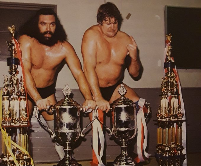 A Mark's Eye View: The changing perception of Bruiser Brody