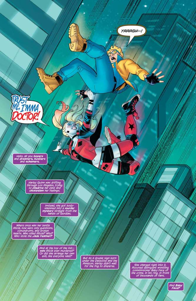 DC Preview: Harley Quinn #72