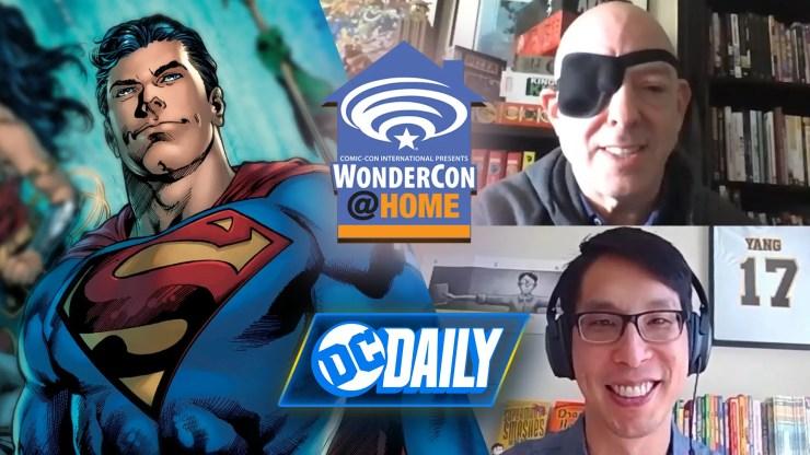 Superman conversation