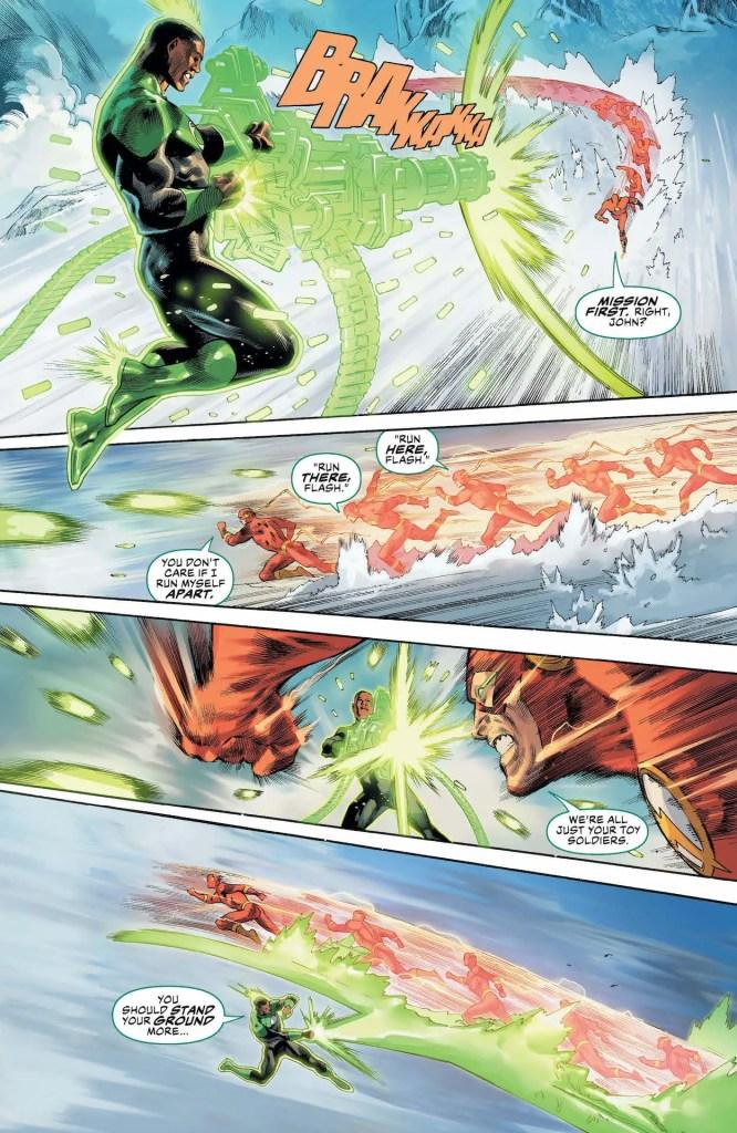 DC Preview: Justice League #45