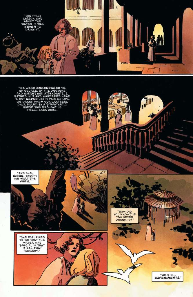 Pennsylvania's past are revealed at last in The Low, Low Woods #5.