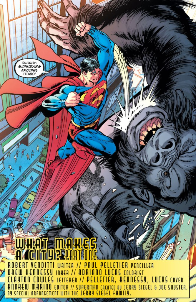 DC Preview: Superman: The Man of Tomorrow #5