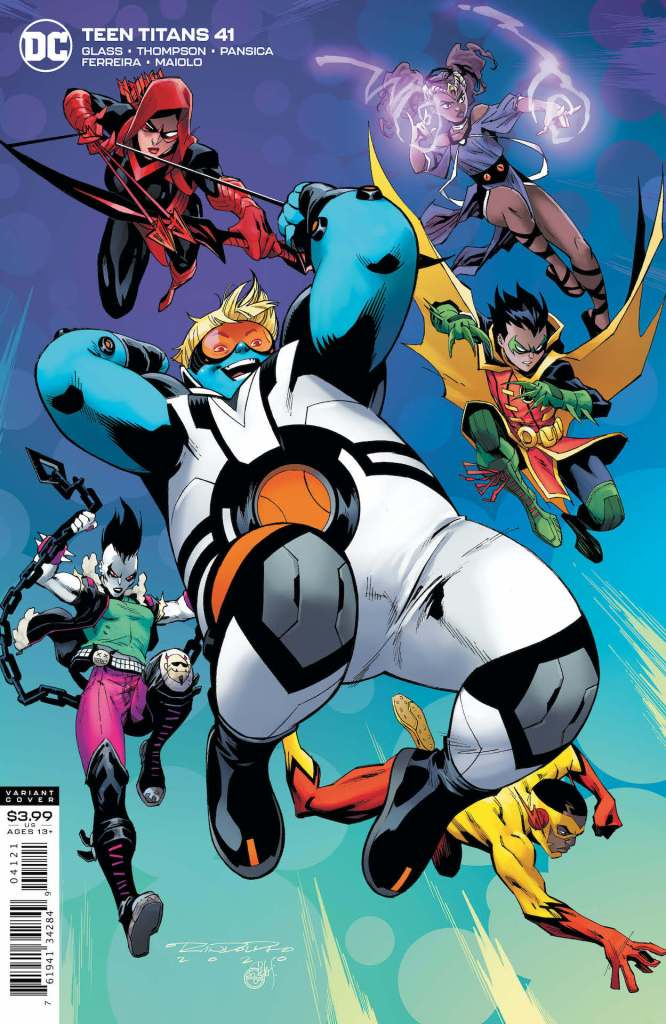 DC Preview: Teen Titans #41