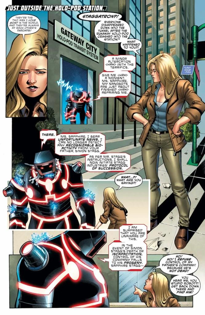 DC Preview: The Terrifics #27