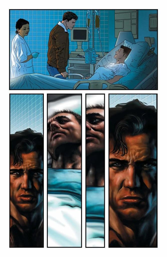 DC Preview: Green Lantern Season 2 #3