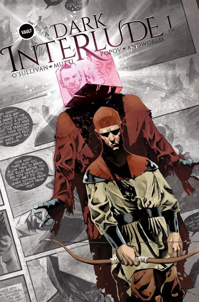 Vault Comics announces 'A Dark Interlude' a not-quite sequel to 'Fearscape'
