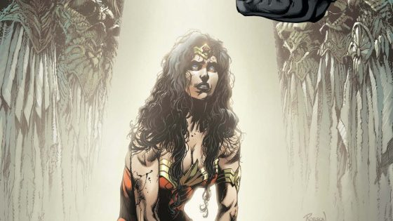 How damaging is a white lie? Wonder Woman and others confront truth in the first part of a new story arc.