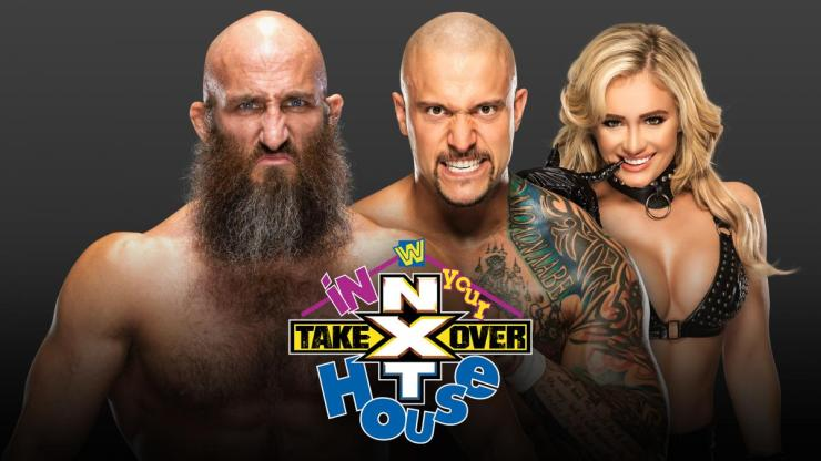 NXT TakeOver: In Your House - Tommaso Ciampa vs. Karrion Kross