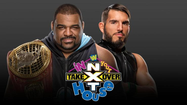NXT TakeOver: In Your House - Keith Lee vs. Johnny Gargano