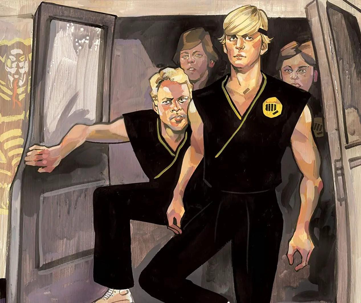 Cobra Kai: The Karate Kid Saga Continues #4