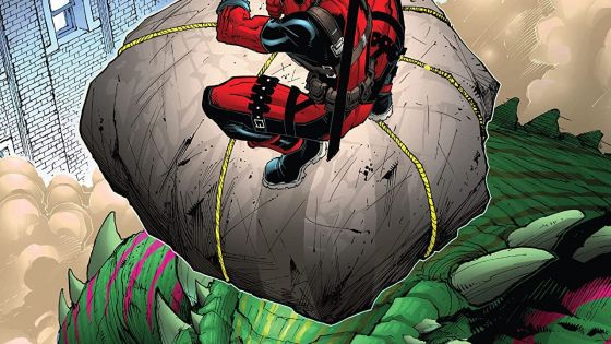 'Deadpool' #5 review: a no good, very bad day for the monster king