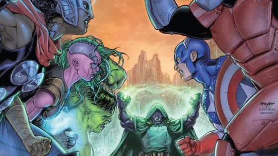 The Avengers of the Wastelands prove they have the fight to be real heroes.