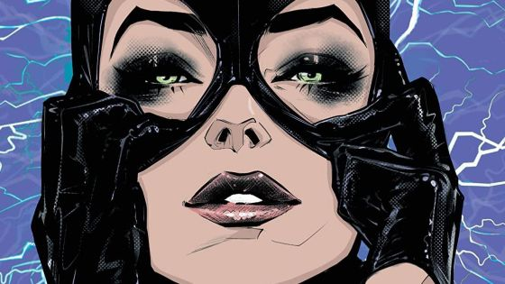 Catwoman 80th anniversary