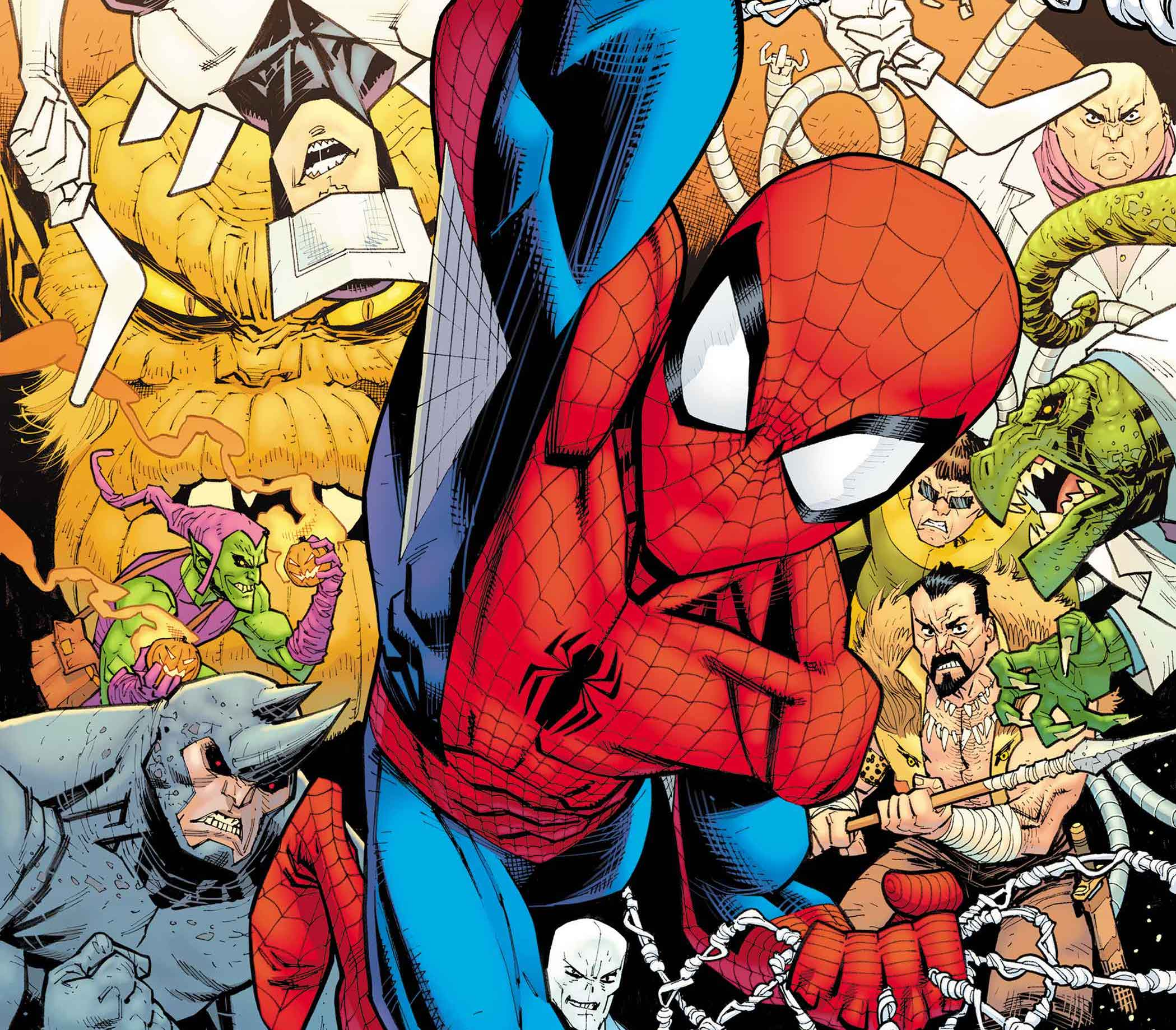 'The Amazing Spider-Man' #49 review: Spidey gets extra-sized for #850