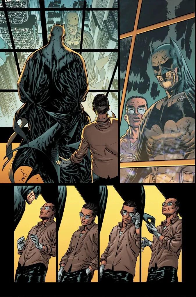 "Advance DC Preview: Batman #94 - ""Their Dark Designs"" finale"