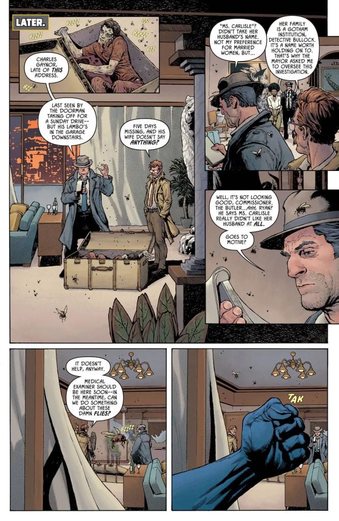 DC Preview: Batman: Gotham Nights #10