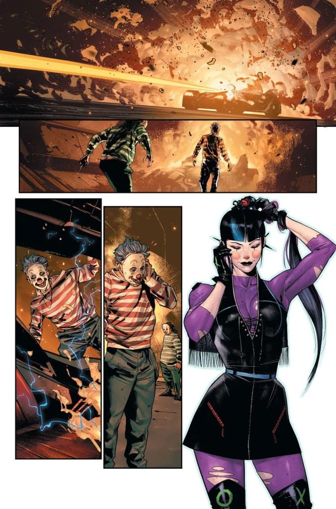DC Preview: Batman #95 unlettered first look at 'Joker War' part 1